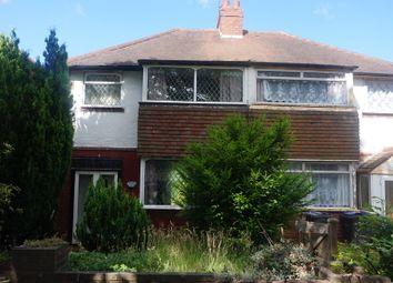 Thumbnail 3 bedroom semi-detached house for sale in Atlantic Road, Great Barr, Birmingham