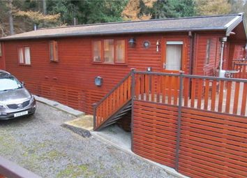 Thumbnail 2 bed mobile/park home for sale in Astbury, Bridgnorth, Shropshire
