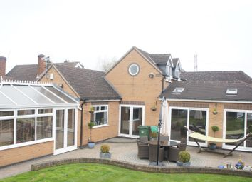 Thumbnail 5 bedroom detached bungalow for sale in Cropston Road, Anstey, Leicester