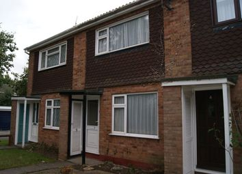 Thumbnail 2 bed terraced house to rent in Bridport Close, Walsgrave, Coventry