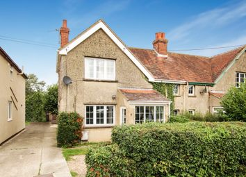 Thumbnail 3 bedroom semi-detached house for sale in Thame Road, Great Milton, Oxford