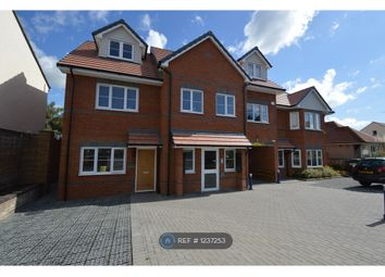 Thumbnail 3 bed maisonette to rent in Mill House, Westcliff-On-Sea