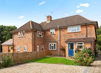 Thumbnail 4 bed semi-detached house for sale in Chart Downs, Dorking, Surrey