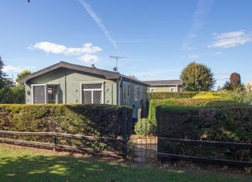 Thumbnail 1 bedroom mobile/park home for sale in Westbourne Mobile Home Park, Nursery Road, Luton