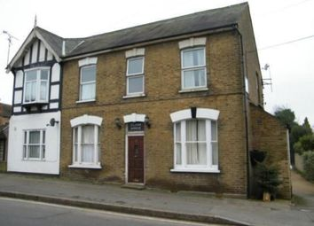 Thumbnail 1 bed block of flats to rent in 3 Eldan House, North Road, Havering-Atte-Bower, Romford
