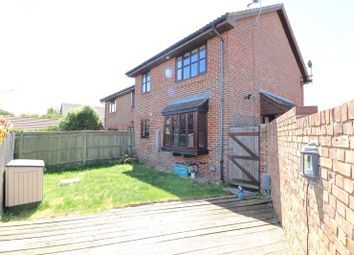 Thumbnail 1 bed end terrace house for sale in Kilpatrick Close, Eastbourne