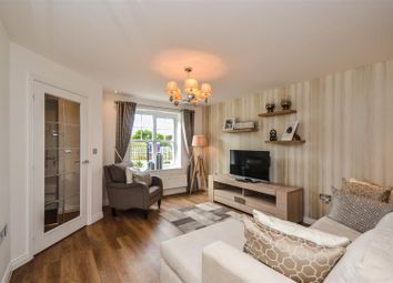 Thumbnail 3 bed semi-detached house for sale in Mallard Way, Sprowston, Norwich