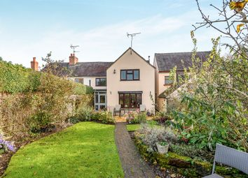 Thumbnail 4 bed semi-detached house for sale in Stubwood Lane, Denstone, Uttoxeter
