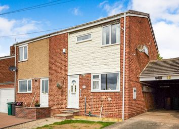 3 bed semi-detached house for sale in Valley Rise, Swadlincote DE11