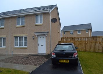 Thumbnail 3 bed town house to rent in Sandstone Avenue, Elgin