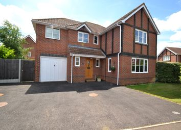 Thumbnail 5 bed detached house for sale in Cohort Drive, Colchester