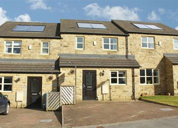 Thumbnail 3 bed terraced house for sale in Carr Meadows, Cowling, Keighley, North Yorkshire