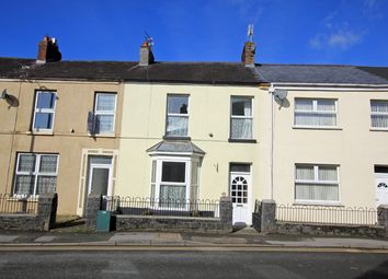 Thumbnail 2 bed terraced house for sale in Francis Terrace, Carmarthen, Carmarthenshire