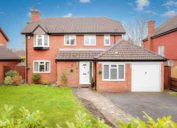 Thumbnail 4 bed detached house for sale in Chaucer Close, Banstead