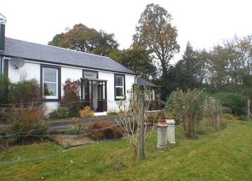 Thumbnail 2 bed semi-detached house to rent in Kilbride Avenue, Dunoon, Argyll And Bute
