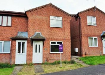 Thumbnail 2 bed town house to rent in Bishops Drive, Oakwood, Derby