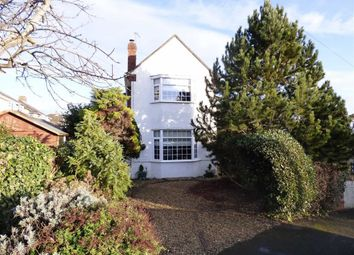 Thumbnail 3 bed detached house for sale in Polden Road, Weston-Super-Mare