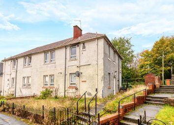 Thumbnail 2 bed flat for sale in 21 Braehead Street, Kirkintilloch