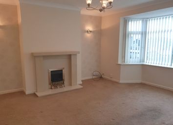 Thumbnail 2 bed flat to rent in Bare Avenue, Bare, Morecambe