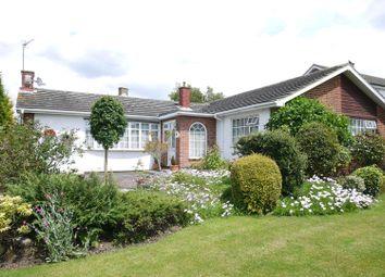 Thumbnail 3 bed detached bungalow for sale in Broadfields, Goffs Oak, Waltham Cross