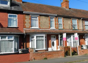 Thumbnail 3 bed terraced house for sale in Brunswick Drive, Skegness, Lincs