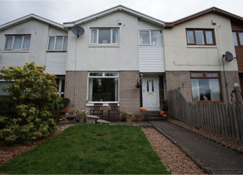 Thumbnail 3 bed terraced house for sale in Milnwood Court, Glenrothes