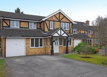 Thumbnail 4 bed detached house to rent in Tithe Meadows, Virginia Water