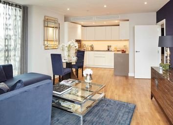 Thumbnail 2 bed flat for sale in Waterford Point, Nine Elms Point, Battersea, London
