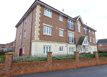 Thumbnail 2 bed flat to rent in Sycamore Avenue, Eggborough, Goole