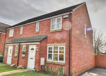 Thumbnail 3 bed semi-detached house for sale in Joseph Lister Drive, Wardle