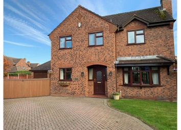 4 bed detached house for sale in Ferrers Road, Weston, Stafford ST18
