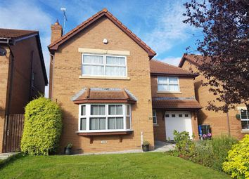 Thumbnail 4 bed detached house for sale in St. Andrews Crescent, Wrexham