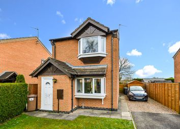 Thumbnail 3 bed detached house for sale in 23 Pinfold Close, Sleaford