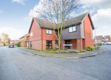Thumbnail 2 bed flat to rent in Ryeland Close, West Drayton