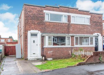 Thumbnail 3 bed semi-detached house for sale in Stanley Road, Sunnyfields, Doncaster