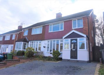 Thumbnail 3 bedroom semi-detached house for sale in Norton Road, Coleshill