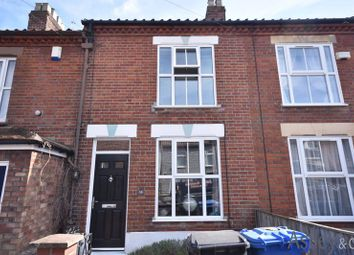 Thumbnail 3 bed terraced house for sale in Eade Road, Norwich