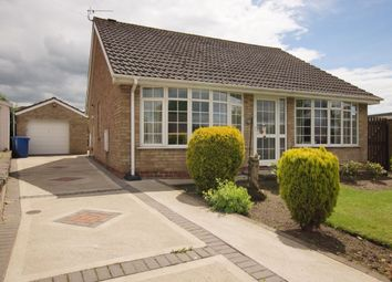 Thumbnail 2 bed bungalow for sale in Windsor Drive, Caistor, Market Rasen
