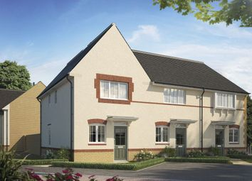 """Thumbnail 2 bed semi-detached house for sale in """"Tiverton"""" at Charlton Park, Midsomer Norton, Radstock"""