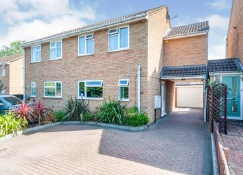Thumbnail 3 bed semi-detached house for sale in Drury Lane, Melbourn, Royston