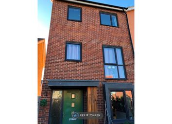 Thumbnail 4 bed end terrace house to rent in Welkin Way, Cambourne