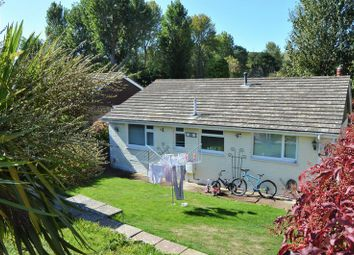 Thumbnail 3 bed detached bungalow for sale in Worsley Drive, Wroxall, Ventnor