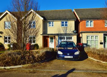 Thumbnail 4 bed detached house to rent in Ashmount Crescent, Cippenham, Slough
