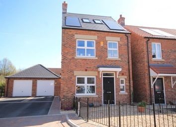 Thumbnail 4 bed detached house for sale in Ash Court, Sowerby, Thirsk