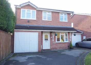 Thumbnail 3 bed detached house for sale in Bates Close, Sutton Coldfield