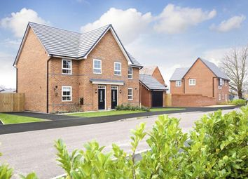 "Thumbnail 4 bedroom semi-detached house for sale in ""Oakham"" at Plox Brow, Tarleton, Preston"