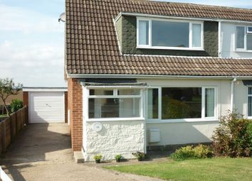 Thumbnail 2 bed semi-detached house to rent in Meadowlands Close, Easington, Saltburn-By-The-Sea