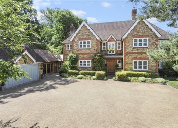 Thumbnail 5 bed detached house for sale in Kelsall Place, South Ascot, Berkshire