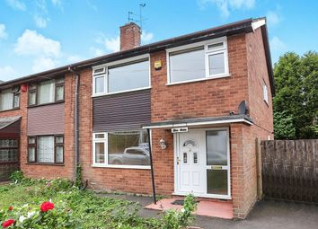 Thumbnail 3 bedroom semi-detached house for sale in Hartley Street, Wolverhampton
