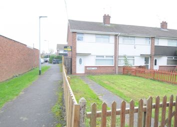 Thumbnail 3 bed end terrace house for sale in Haymarket Close, Hull, East Riding Of Yorkshire